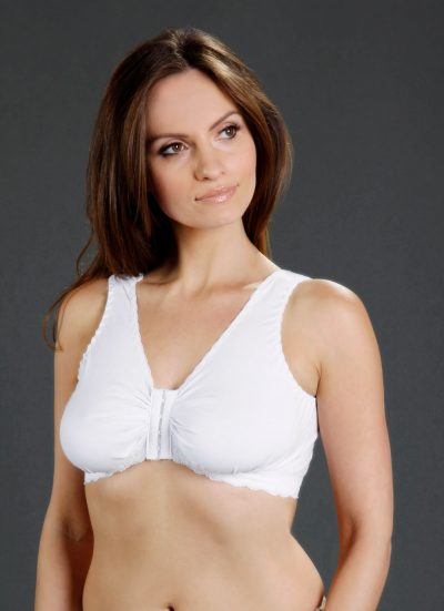 2-8127 Semi-Shaped Cotton Bra