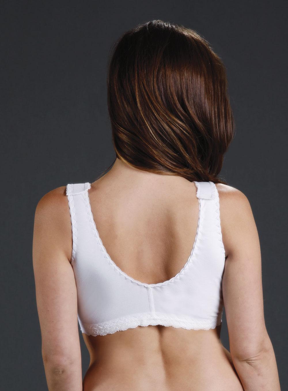 2-8127 Semi-Shaped Cotton Bra