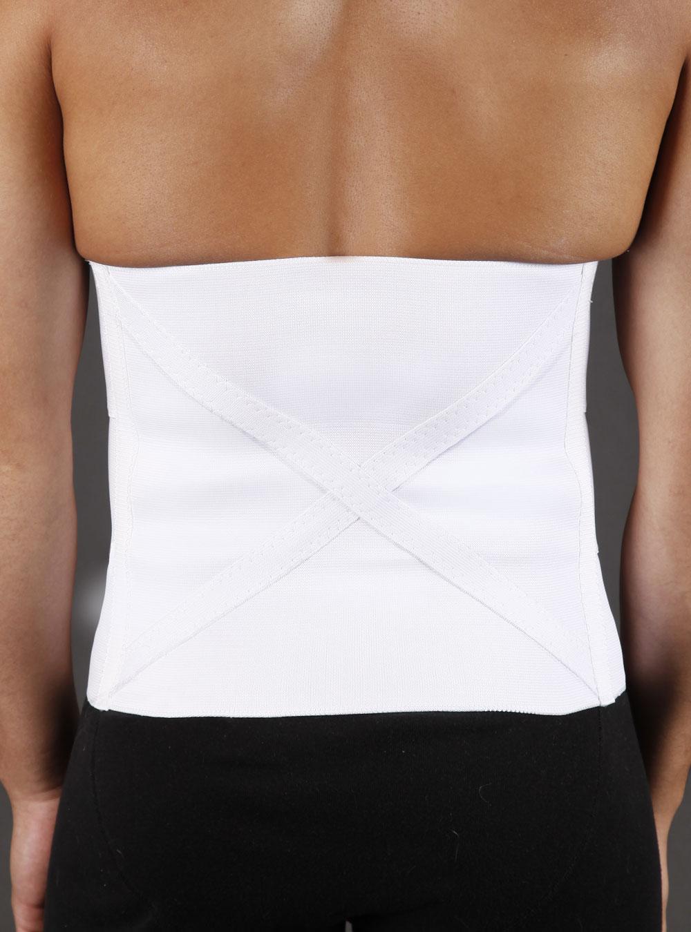 3-8004 waist binder back