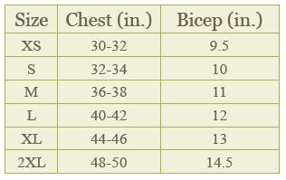 5-8030 size chart