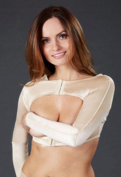 5-8035 Bolero Style Arm Garment