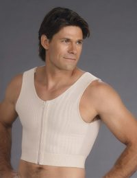 2-8003 Male Compression Vest