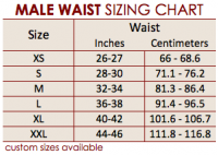 Caromed Sizing Chart