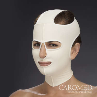 Full-Face Compression Garment