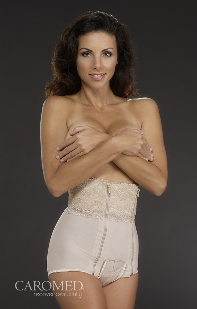 Female Abdominoplasty Garment