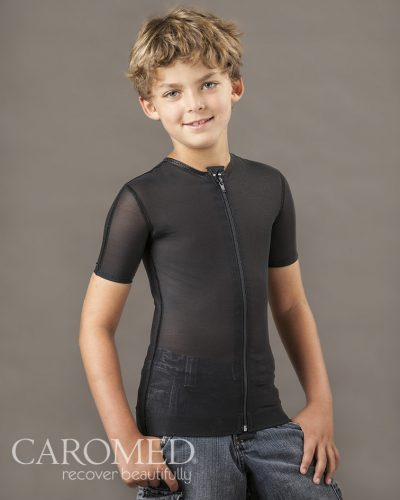 Caromed 6-8004 Pediatric Compression Vest-Front2 WM