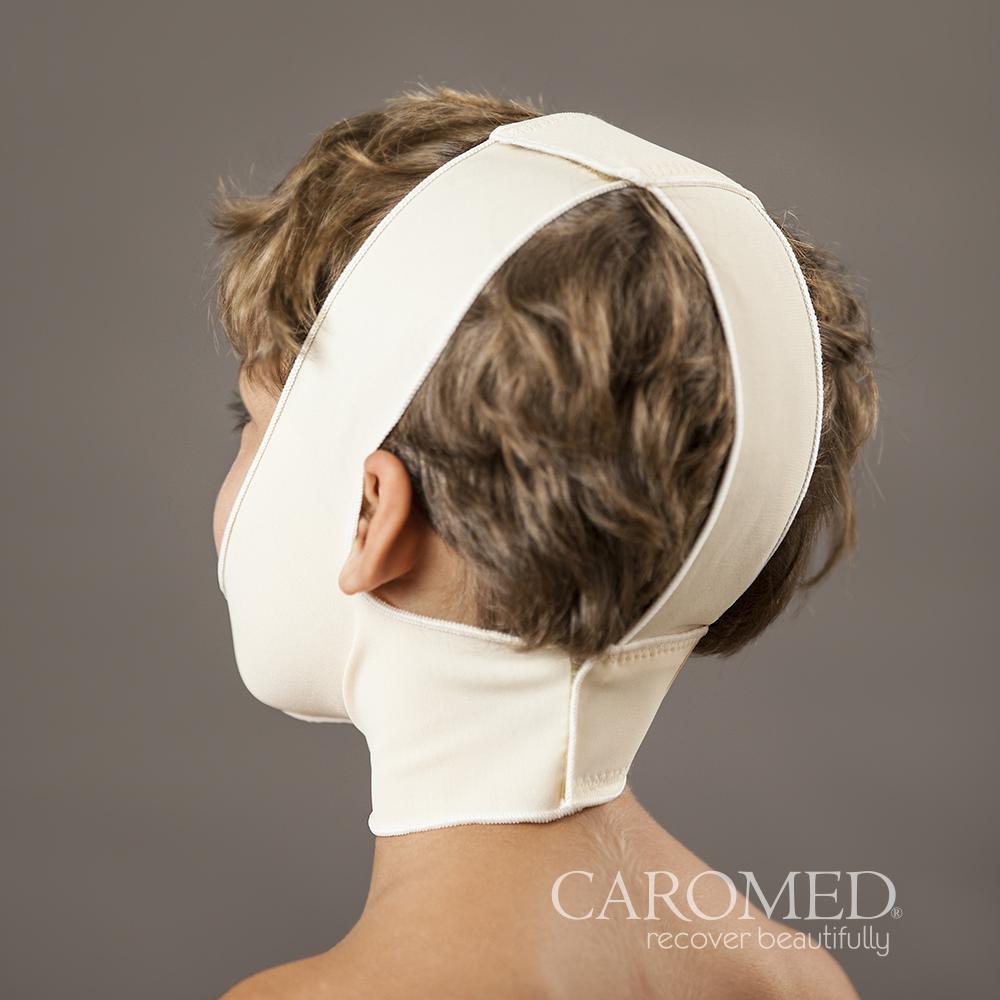 Pediatric-Chin-Neck Compression Garment