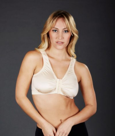 2-8126 Semi-Shaped Satin Bra