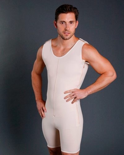 Male Compression Body Suit