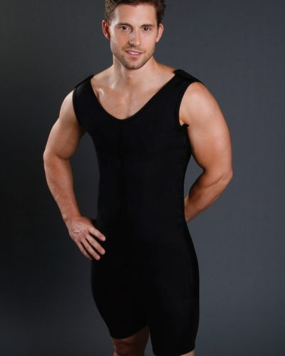 4-8611 Male Body Suit