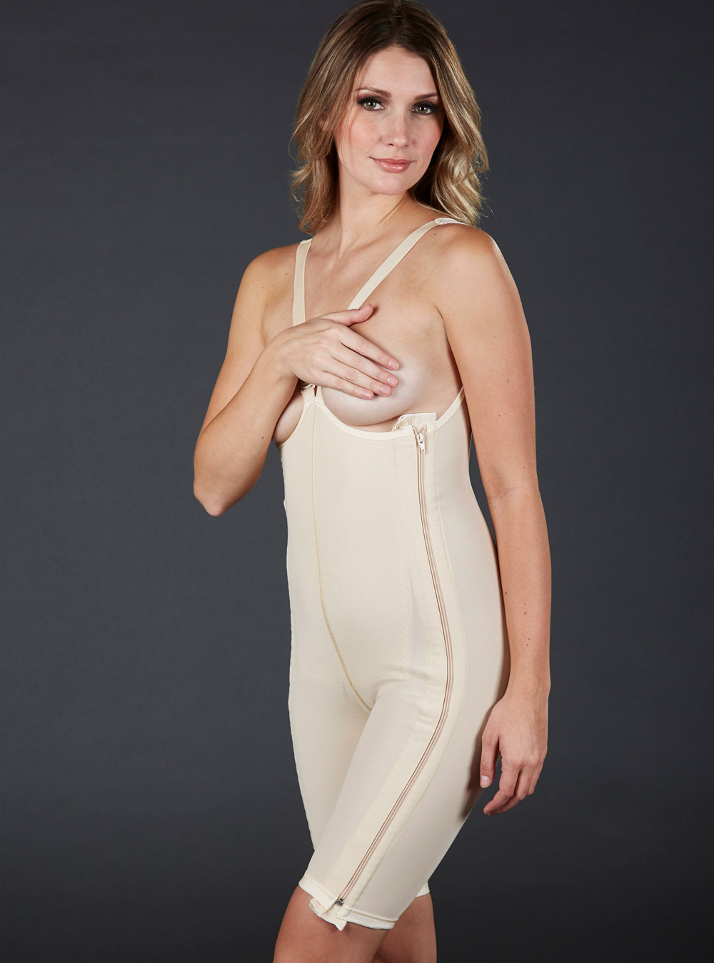 SC-310 High Back Above the Knee Girdle