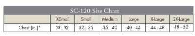 sc-120 size chart